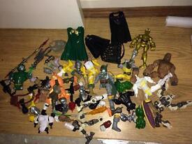 Bundle of masher figures
