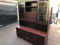 Side unit living room furniture