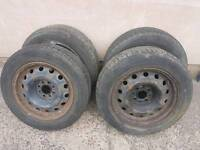 Citroen xsara Picasso wheels 185/65/15