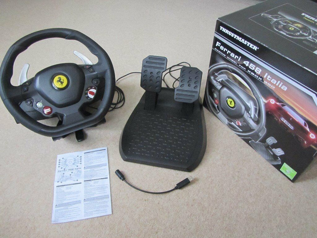 italia the for watch review on wheel racing thrustmaster xbox ferrari