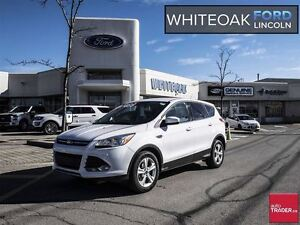 2013 Ford Escape SE, 1.6 ecoboost, one owner trade reduced