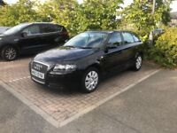 Audi A3 not a ford vw Vauxhall's bmw