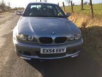 BMW 320 cd coupe M Sport