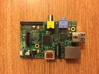 Raspberry Pi - 512MB SDRAM
