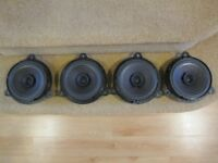 Car Speakers for Nissan Qashqai 2015 (OEM)
