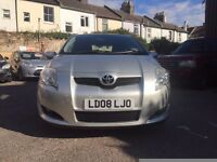 Toyota Auris 1.6 TR Multimode 3dr£3,450 one owner