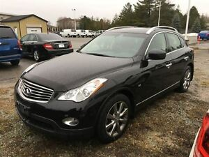 2014 Infiniti QX50 Journey / LEATHER / SUNROOF / AWD