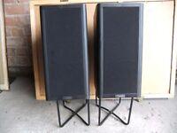 MIssion speakers, pair.