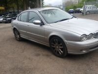 Jaguar X type Diesel. 2004. 190000. mot september p/x to clear. IN LIMP MODE