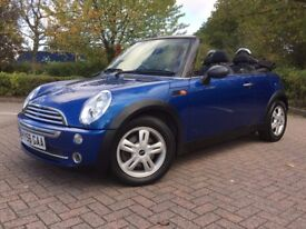 MINI ONE CONVERTIBLE 2006 '56' - FINANCE AVAILABLE - FINANCE SPECIALIST