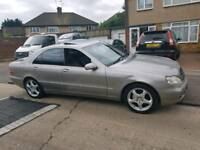 Mercedes s350 auto 2004 fully loaded 1 years mot (**part ex welcome **)
