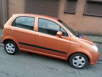 2007 CHEVROLET matiz ,very clean and perfect car