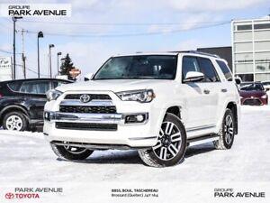 2015 Toyota 4Runner SR5+LIMITED+AWD+CUIR BRUN+GPS+V6