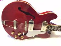 Epiphone Casino Archtop Cherry (like new)
