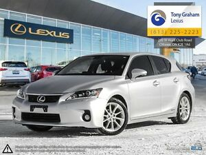2013 Lexus CT 200h Base Technology Pkg
