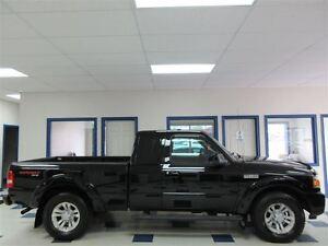 2010 Ford Ranger SPORT 4X4 V-6 4.0 LITRES 5 VITESSE 122900 KM !
