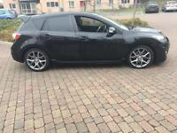 2011 11reg Mazda 3 MPS 2.3 Turbo Black New Shape