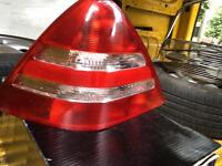 Mercedes rear lights pair genuine