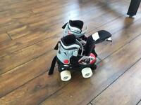 Kids roller Boots Size 1 to 3