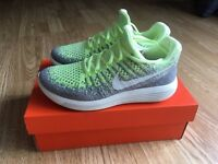 UK 4.5 Nike Lunarepic low flyknit 2