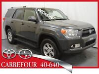 2011 Toyota 4Runner 4x4 V6 SR5 5 Passagers Impeccable !!!
