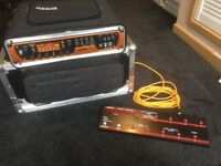 Avid Eleven Rack (with expansion pack) - Rocktron Midi Mate - Spider Hard Case
