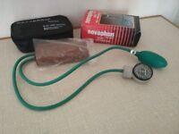 Blood Pressure Monitor -Manual Boxed W Stethoscope