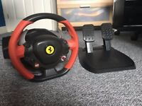 Thrustmaster 458 Spider Racing Wheel Xbox One
