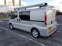 2013 Vauxhall Vivaro Crew Van Combi
