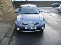 NISSAN MICRA N-TEC ONLY 33K