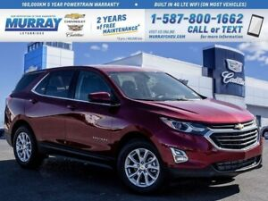 2018 Chevrolet Equinox **Remote Start!  Heated Seats!**