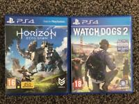 PS4 Games, PlayStation 4 Games