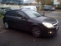 Vauxhall astra 1.6 2005 model starts and runs well with a quiet engine 3month MOT