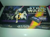 STAR WARS INTERACTIVE VIDEO BOARD GAME (VHS)