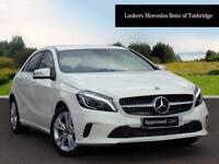 Mercedes-Benz A Class A 180 SPORT PREMIUM (white) 2017-09-26
