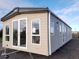 ABI Beaumont on Grange Leisure Park, Static Caravan at Coastfields Leisure with 2017 Site Fees
