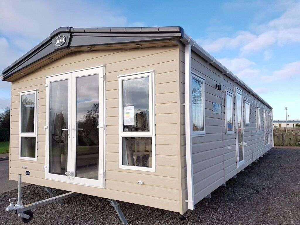 ABI Beaumont On Grange Leisure Park Static Caravan At Coastfields With 2018 GROUND RENT