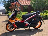 £900 Honda NSC50R Respol 49cc