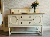 Painted Sideboard, Cupboard Wooden Furniture