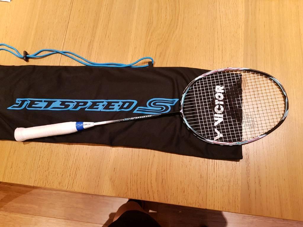 Victor Jetspeed S10 Badminton racket | in Kingswood ...