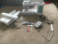 Brother Innovis 5 Sewing & Embroidery Machine