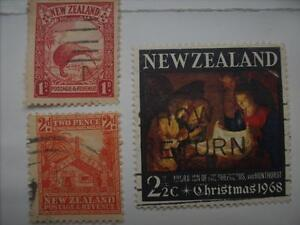 Selling My Stamp Collection, New Zealand Lot