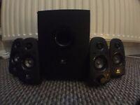 Logitech Z506 Surround Sound Speakers URGENT