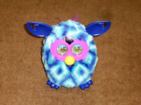 Furby Boom Blue Diamonds