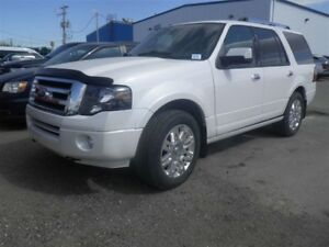 2013 Ford Expedition Full Load Limited Leather Roof 8 Passenger