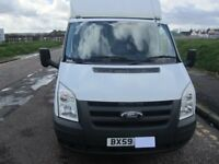 ford transit 59 plate ex bt