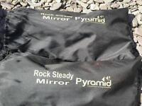 Pyramid towing mirrors