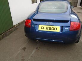 RARE AUDI number plate AUD 1A car parts merc for seat