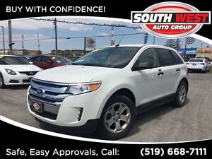 2012 Ford Edge SE, ECO BOOST