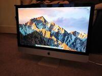 "Apple iMac 27"" i7 16GB RAM 1TB NVIDA Geforce 1024MB"